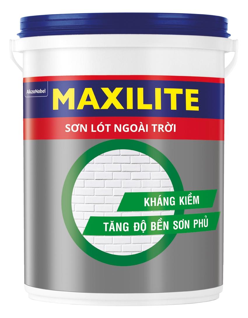 Sơn Lót Ngoài Trời Maxilite 18L